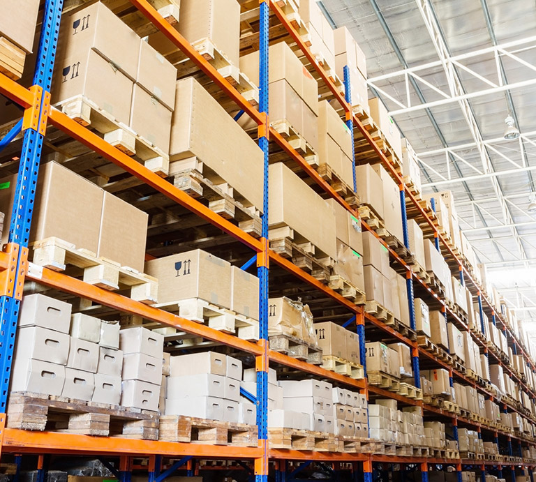 Household storage facility