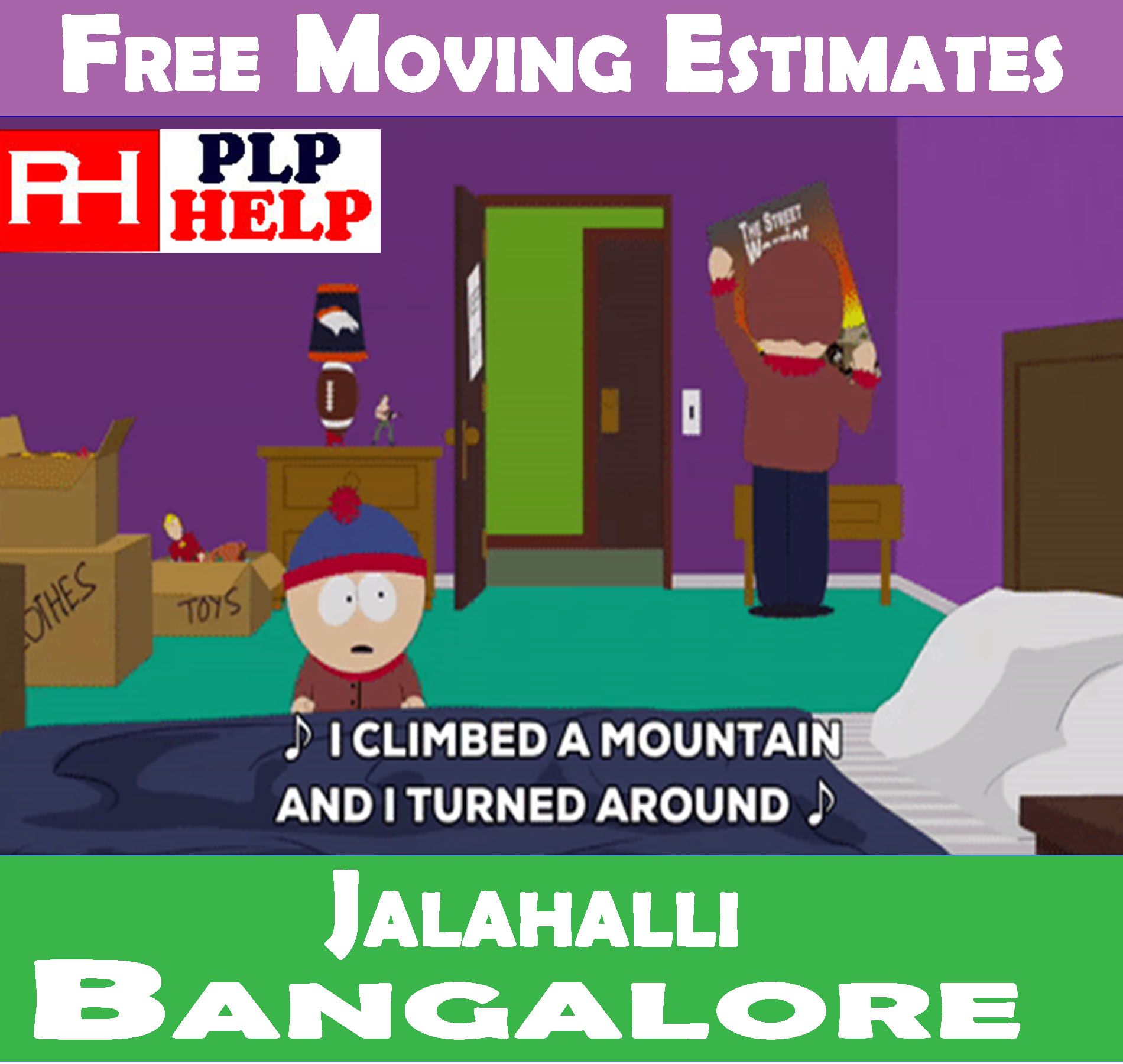 Packers and Movers In Jalahalli