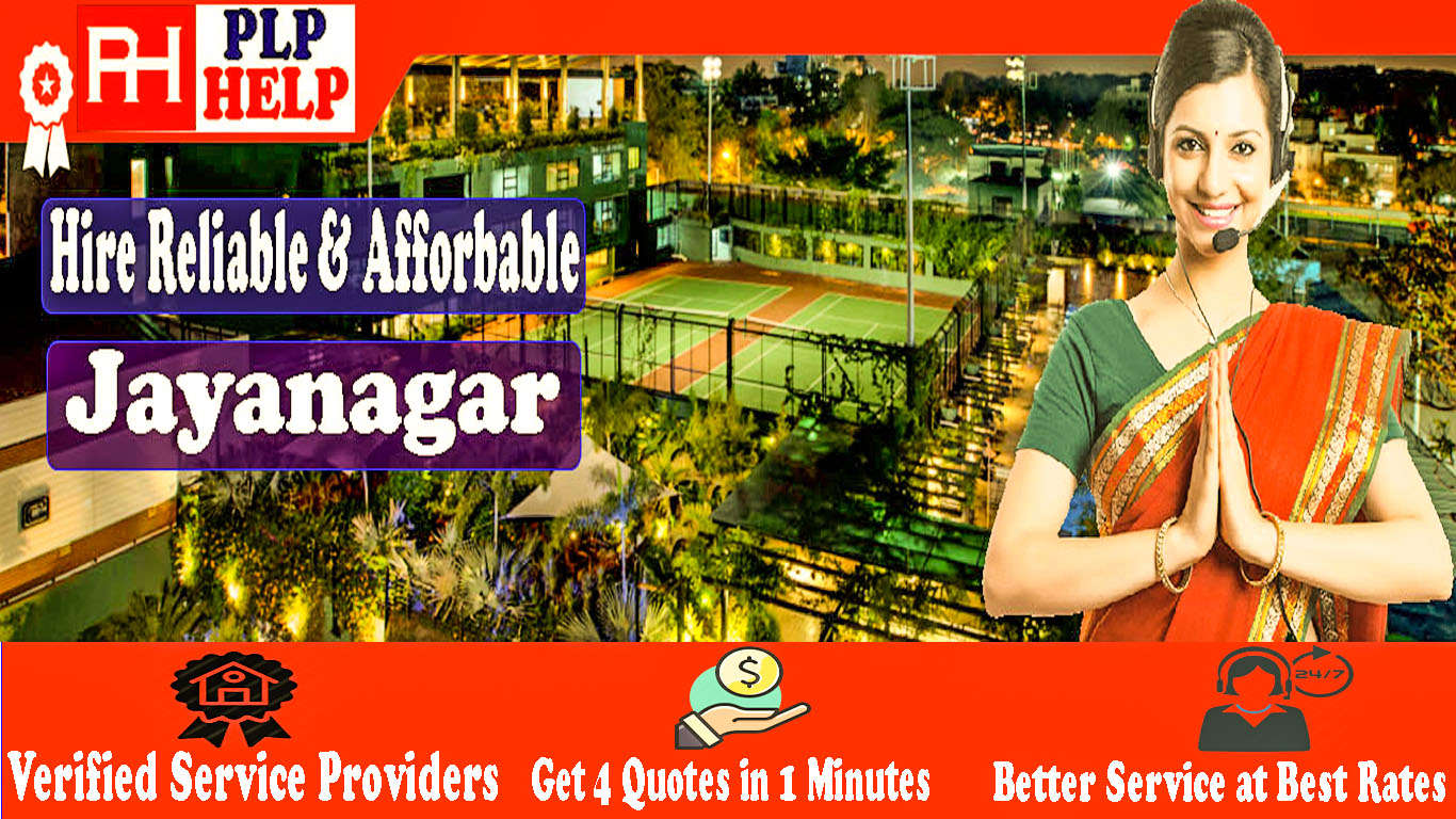 Packers And Movers In Jayanagar