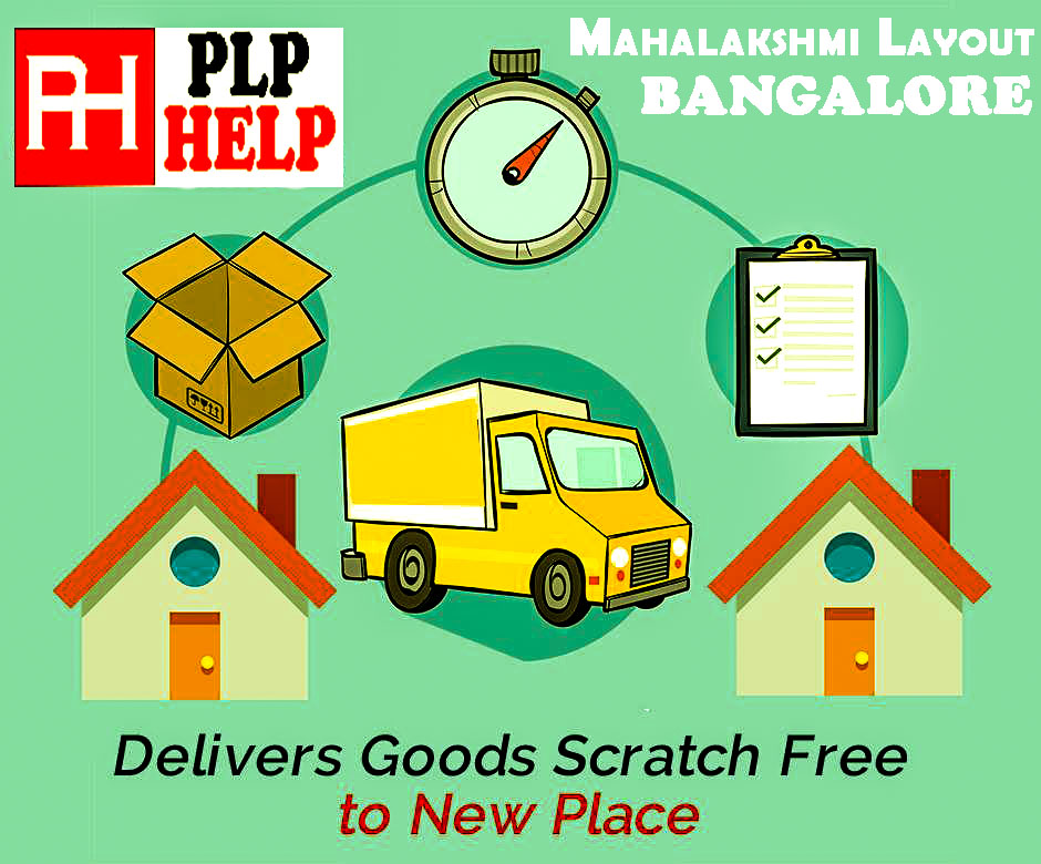 Packers and Movers In Mahalakshmi Layout